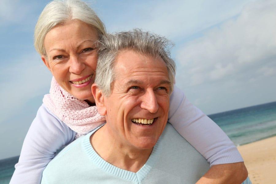 Senior-Couple-Playing-Together