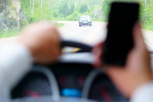 That Texting-While-Driving Ticket Will Likely Increase Your Premium