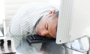 1/3 of Workers Are Sleepy, Leading to Safety Issues and More