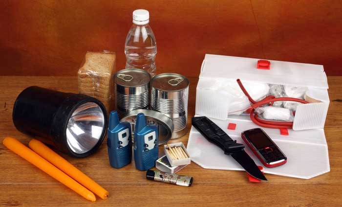 Preparing a 'Go-Bag' in Case of Disaster