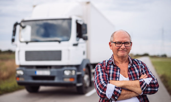 COVID-19 Presents Special Challenges for Truckers, Commercial Drivers
