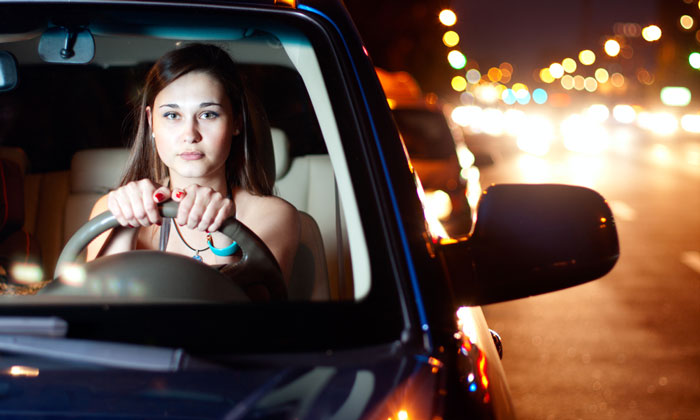 Reducing Your Risk When Driving at Night