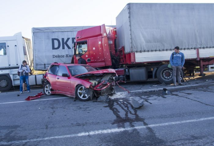 Study: New Tech Helps Stop Trucks from Rear-Ending Vehicles