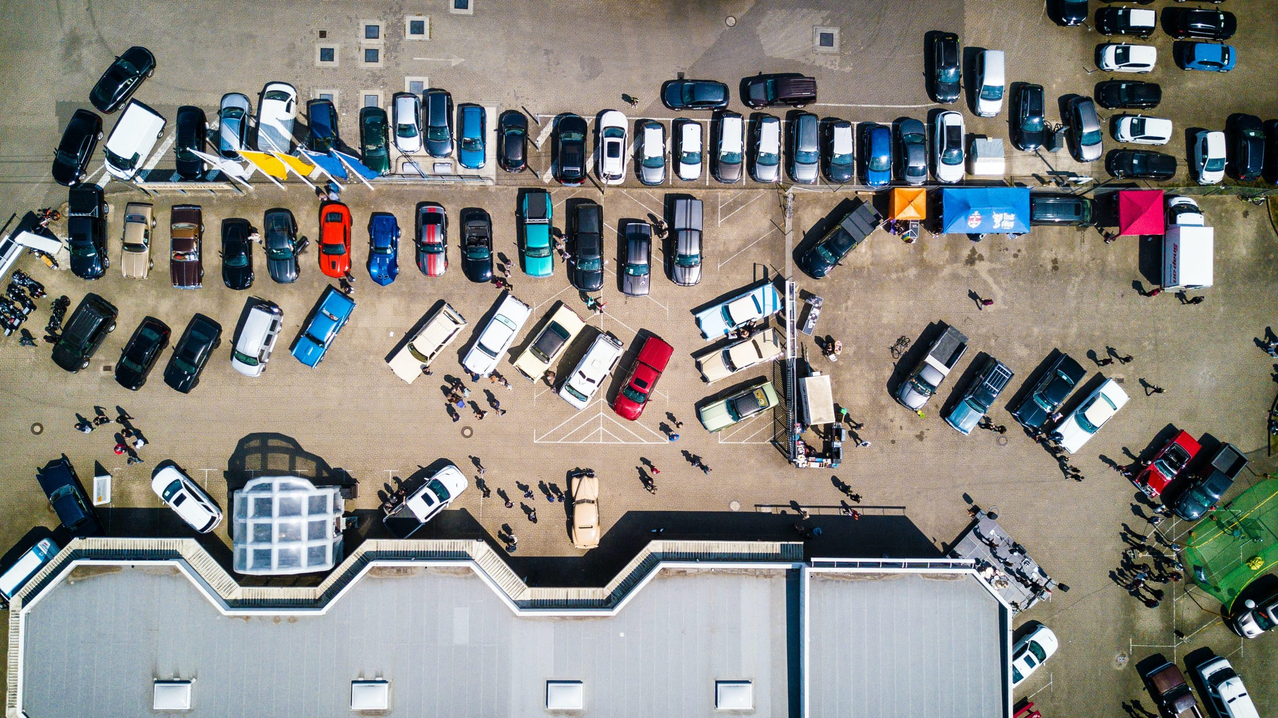 Are Injuries on Commute or in Parking Lot Covered?